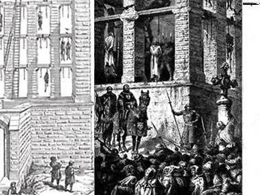 25 avril 1328. Le jour où Philippe VI fait pendre le trésorier de son prédécesseur
