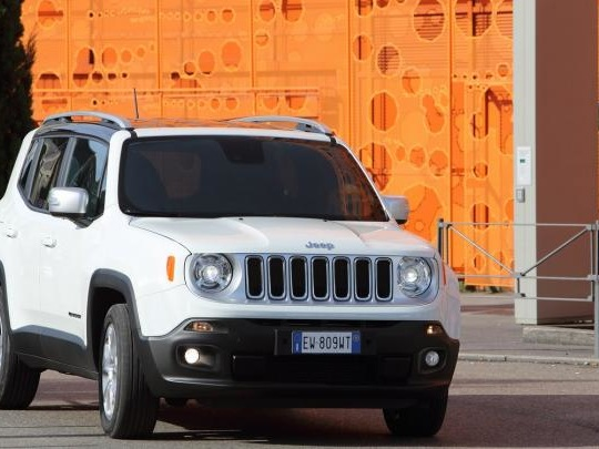Jeep va lancer un mini SUV