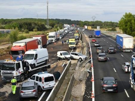 Orages: après des pluies records dans le Gard, la prudence toujours de mise