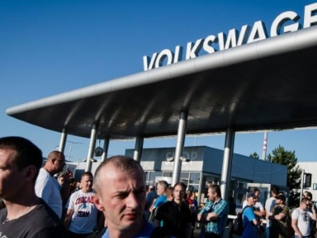 Slovaquie: première grève chez Volkswagen