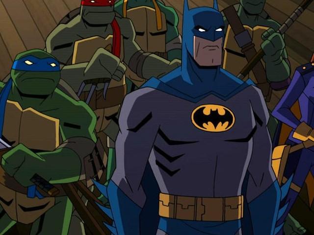 Batman vs. Teenage Mutant Ninja Turtles : Les premières images du film d'animation DC Comics !