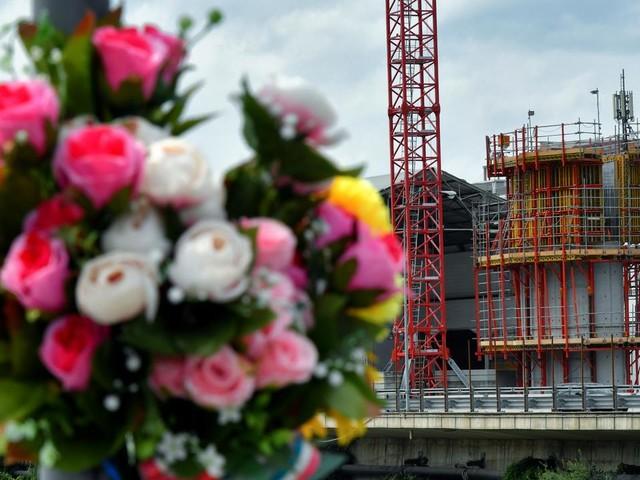 Un an après l'effondrement du pont Morandi, Gênes rend hommage aux 43 victimes