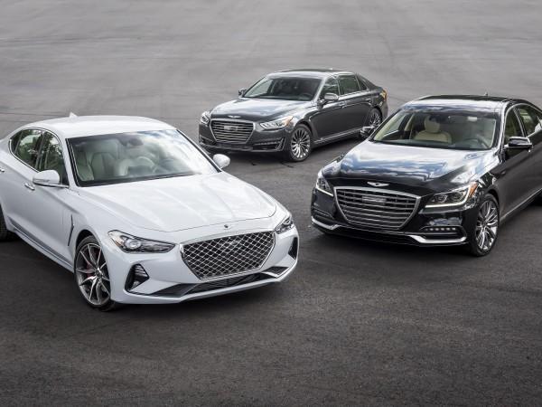 Genesis : la marque premium de Hyundai en Europe en mars ?