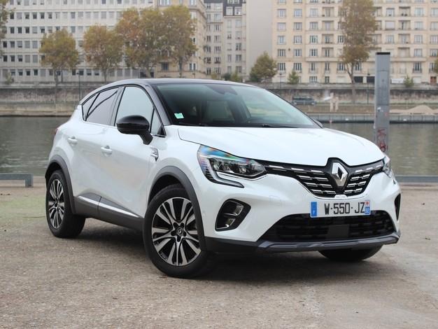 Essai - Renault Captur TCE 155 ch Initiale Paris : que vaut le Captur le plus puissant et le plus cher?
