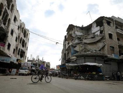 """Idleb, la """"ville oubliée"""" et la vindicte du régime syrien"""