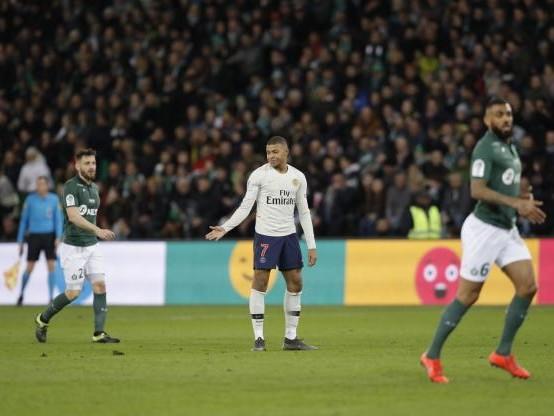 Foot - L1 - PSG - PSG : Kylian Mbappé premier Français à inscrire 19 buts en 18 matches de Ligue 1