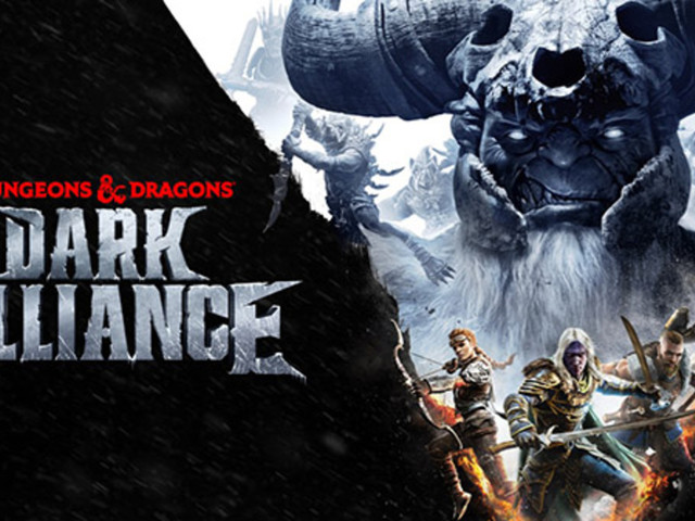 Donjons & Dragons : Dark Alliance se dévoile aux Game Awards