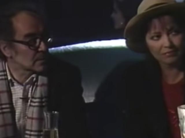 Quand Anna Karina retrouvait Godard, 20 ans après, et quittait le plateau les larmes aux yeux
