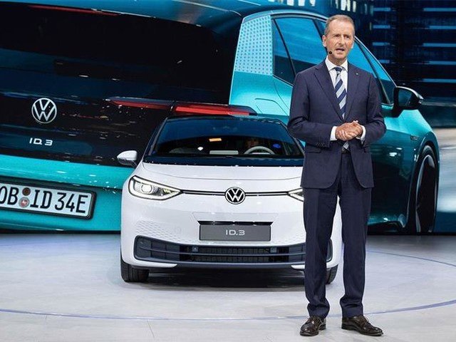 Volkswagen : s'adapter à la voiture électrique ou disparaître