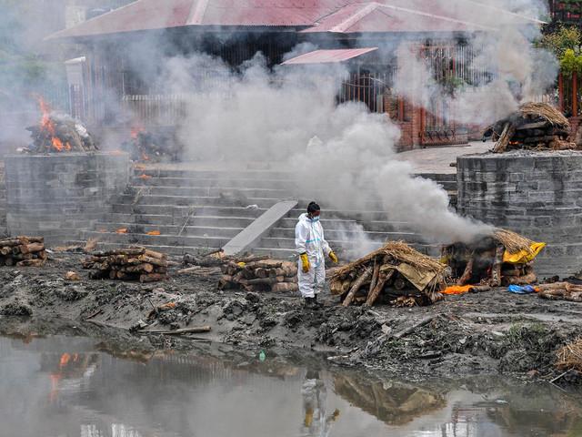 Au Népal, une recrudescence inquiétante des cas de coronavirus