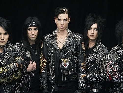 Black Veil Brides : nouveau titre dévoilé, When They Call My Name