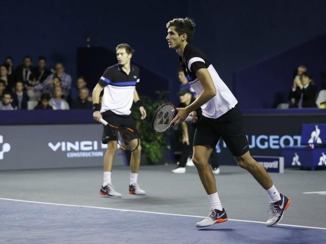 Masters: Herbert et Mahut débutent par un succès