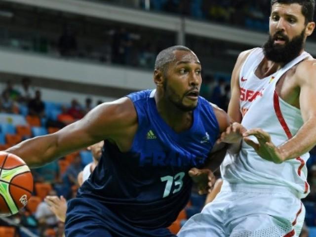 Basket: l'équipe de France, rajeunie, se prépare à Pau pour l'Euro-2017