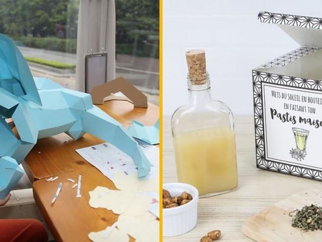 Top 45+ des cadeaux en kit les plus originaux à fabriquer soi-même, pour les amateurs de Do It Yourself