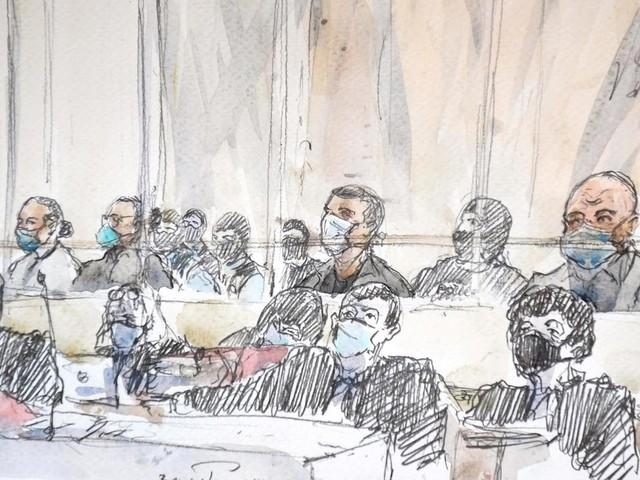 Son inaudible et querelle sur les masques: débats laborieux au procès Charlie