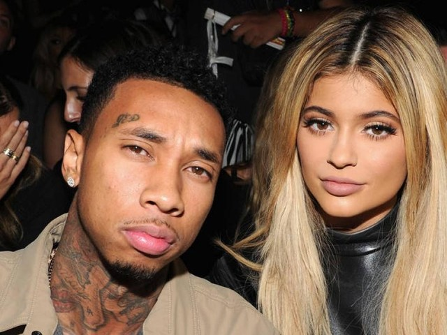 Kylie Jenner furieuse que sa famille soit en bons termes avec Tyga ? On a la réponse !