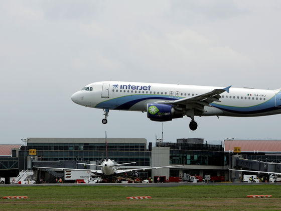 La compagnie mexicaine Interjet va commander 12 Airbus A220