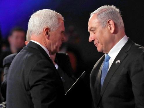 Netanyahu et Gantz à Washington la semaine prochaine pour discuter du projet de paix