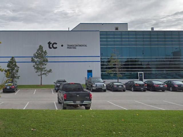 Le premier imprimeur du Canada ferme l'un de ses sites protéger sa santé financière