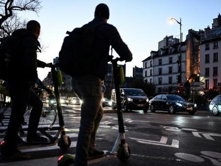 La grève des transports à Paris n'a pas fait que des perdants