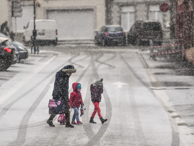 Météo France place un département en vigilance orange neige-verglas