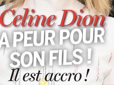 Céline Dion, anxieuse, trouble décision de son fils René-Charles
