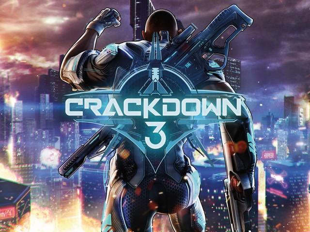 Crackdown 3 repoussé au printemps 2018