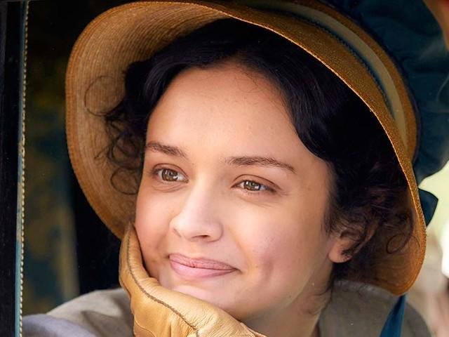 Olivia Cooke pour «La foire aux vanités» sur Arte : «Mon personnage, c'est Machiavel en corset !»