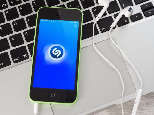 Apple va racheter Shazam, l'application de reconnaissance musicale