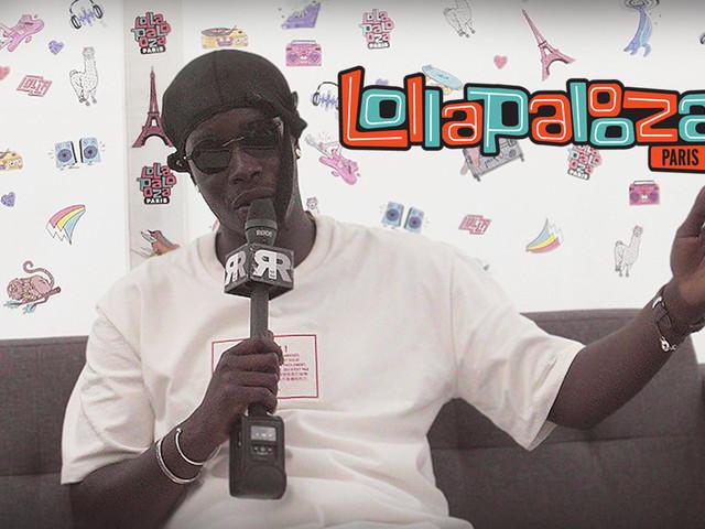 """S.Pri Noir lors du Lollapalooza : """"Avec Nekfeu, c'était impressionnant !"""" [Interview]"""
