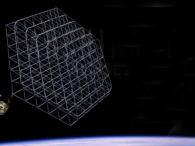 Les usines de demain seront construites dans l'espace