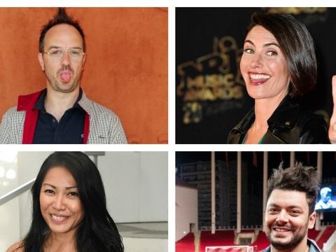 «Mask Singer»: Kev Adams, Anggun, Alessandra Sublet et Jarry seront les jurés du jeu de TF1