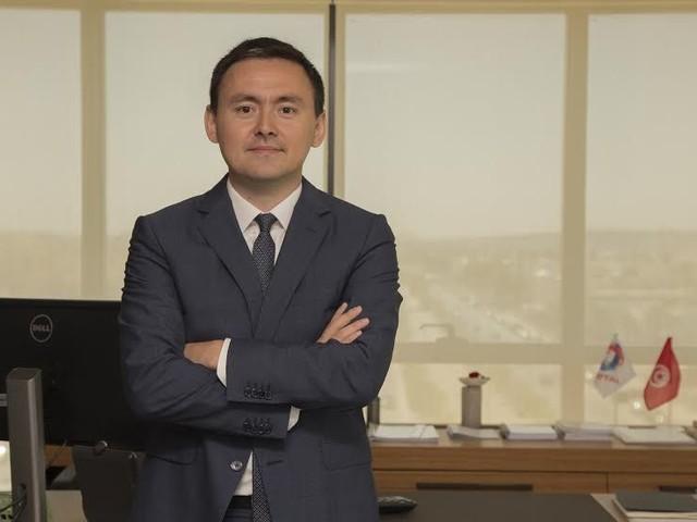 MANSUR ZHAKUPOV, Nouveau Directeur Général de Total Tunisie