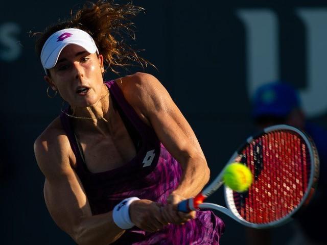 Tennis – WTA – Bronx : Cornet sèchement battue par Giorgi
