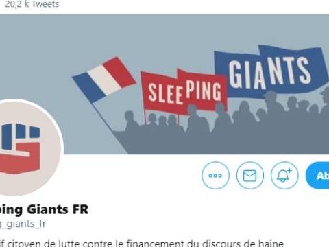 Qui sont les «Sleeping Giants», ces citoyens qui luttent contre la propagation de la haine en ligne ?