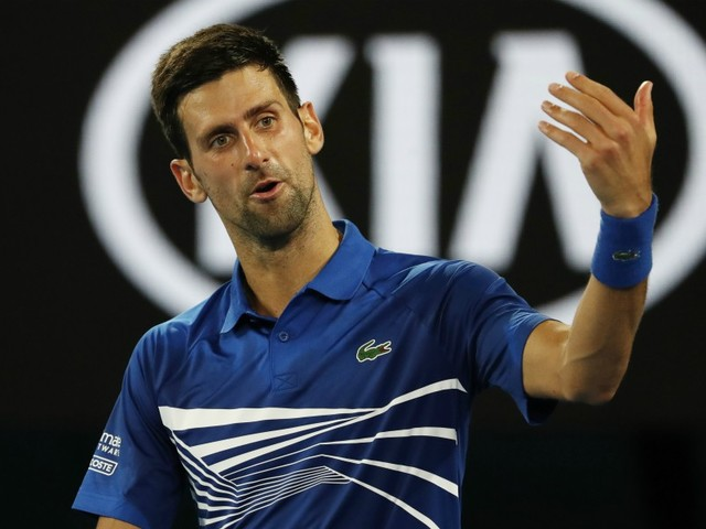 Djokovic lâche encore un set