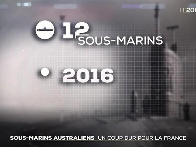 Sous-marins australiens : un coup dur pour la France