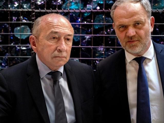 Municipales: à Lyon, Collomb retire sa candidature et s'allie aux Républicains