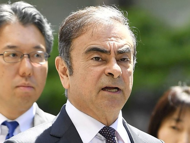 La fuite de Carlos Ghosn au Liban devrait lui coûter sa caution mirobolante