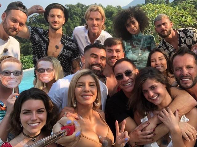 Jean-Claude Van Damme : Au casting des Anges 12, est-il toujours en couple avec Anissa ? On a la réponse !