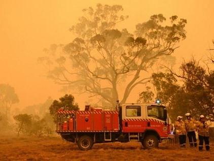 Feux de forêt en Australie - Record de chaleur à Canberra menacée par les feux de forêt