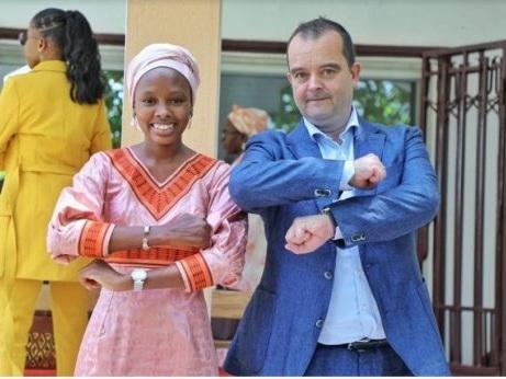 Journée internationale de la fille: une ONG milite pour l'égalité au Mali