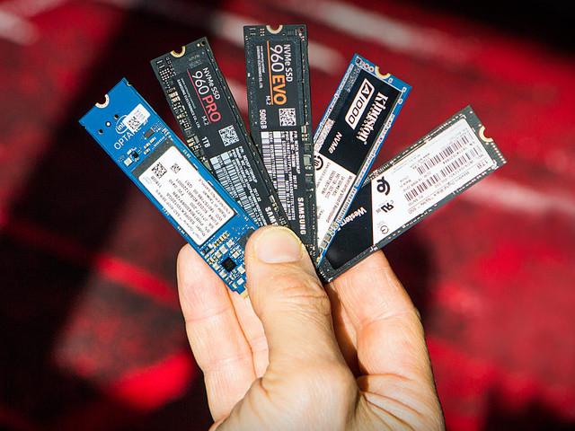On a testé cinq SSD de nouvelle génération pour booster votre ordinateur portable