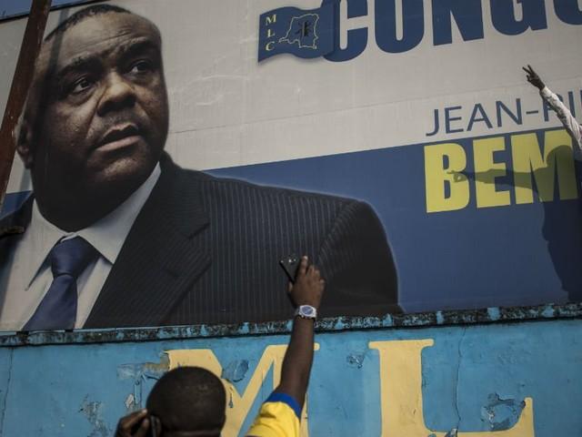 RD Congo : Jean-Pierre Bemba investi candidat à la présidentielle par son parti