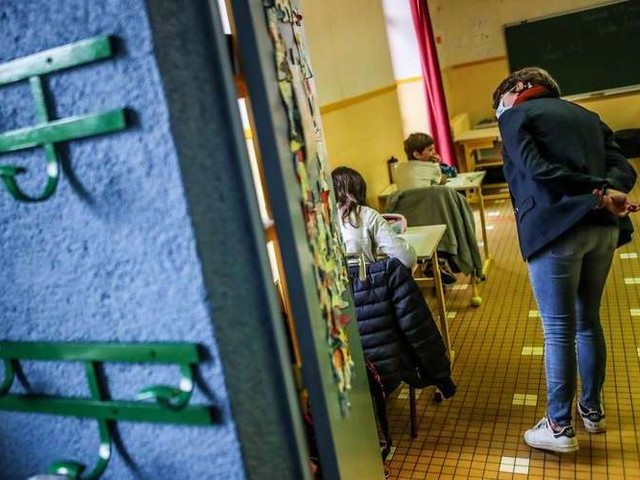 CARTE- Cas de coronavirus dans les écoles : de nouveaux établissements touchés