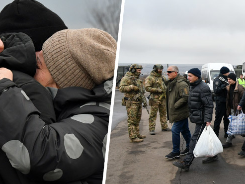 L'Ukraine et les séparatistes prorusses s'échangent plus de 200 prisonniers: une détente qui provoque aussi la polémique