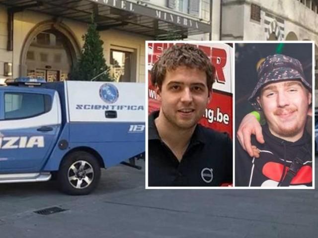 Deux frères belges découverts morts dans leur chambre d'hôtel à Florence: des analgésiques très puissants retrouvés