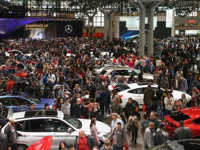 COVID-19 : le Salon de l'auto de New York annulé pour de bon