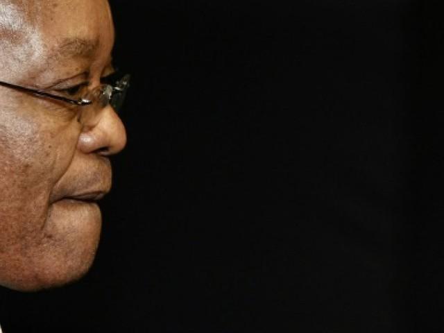 L'insubmersible Jacob Zuma au bord du naufrage