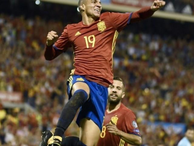 Mondial-2018: l'Espagne qualifiée, la Serbie menacée, l'Islande bien placée